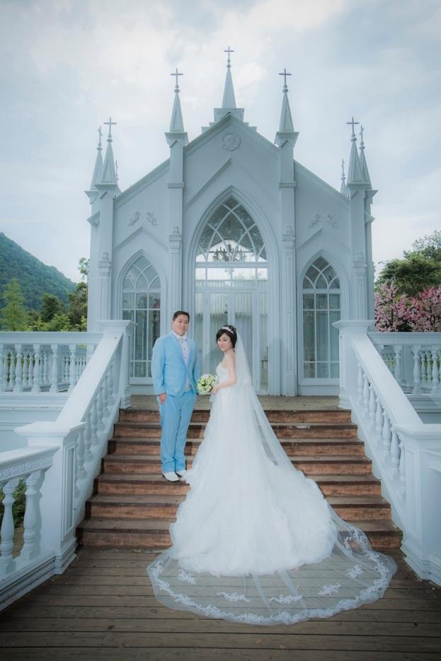 教堂婚紗攝影-台北婚攝550伍哥