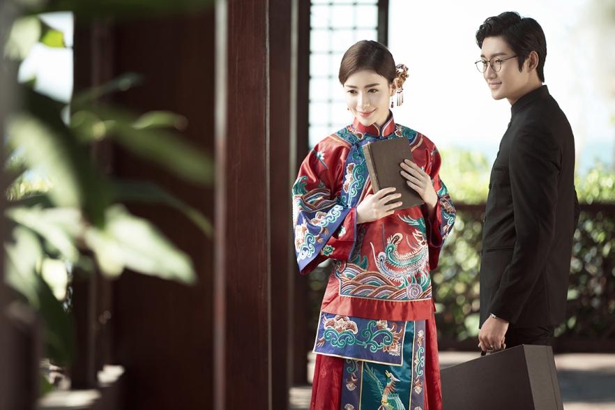 台北婚攝伍哥推薦-蘇州婚紗攝影工作室