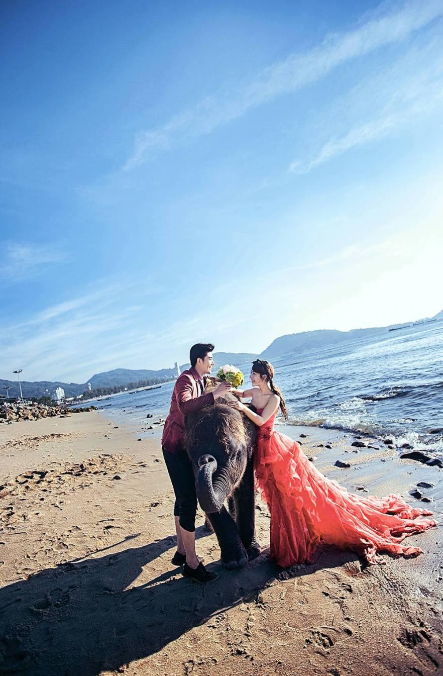 台北婚攝伍哥推薦-婚紗攝影工作室